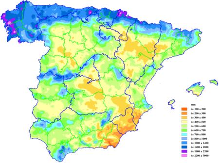Mapa_de_precipitación_media_en_el_periodo_1971-2000_en_España_peninsular_y_Baleares
