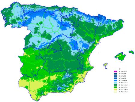Mapa_temperatura_media_1971-2000_España_peninsular_y_Baleares