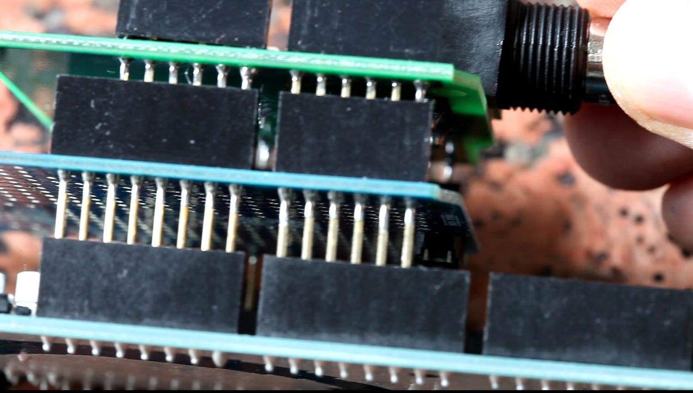 Detalle de Arduino PH Shield de Dormant Labs